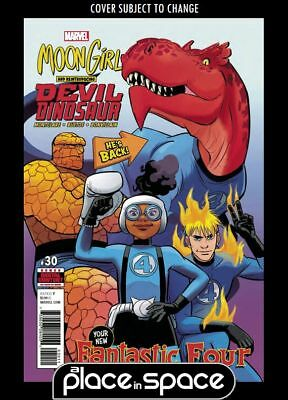 Moon Girl And Devil Dinosaur #30 (Wk17)