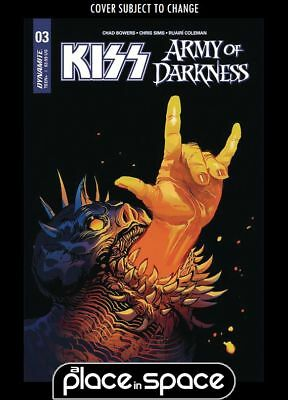 Kiss / Army Of Darkness #3A (Wk17)