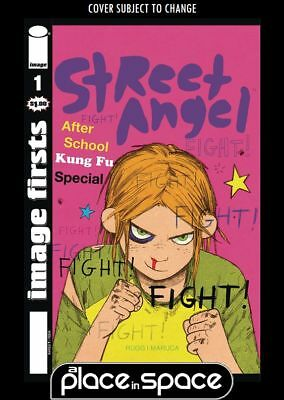 Image Firsts: Street Angel #1 (Wk17)