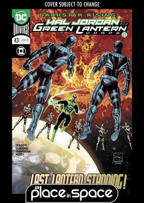 Hal Jordan And The Green Lantern Corps #43A (Wk17)