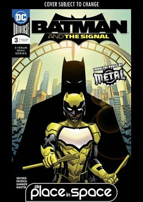 Batman And The Signal #3 (Wk17)