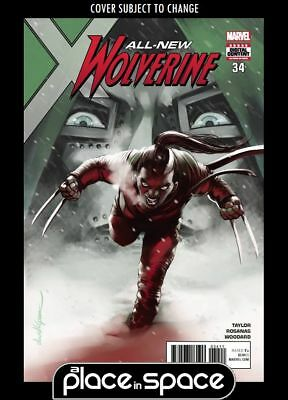 All-New Wolverine #34 (Wk17)