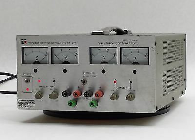 Topward Electric Tps-4000 Tps4000 Dual Tracking 32V 6A Dc Bench Top Power Supply