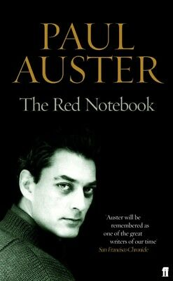 The Red Notebook (Paperback), Auster, Paul, 9780571226412
