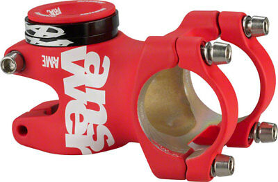 Answer ATAC AME 31.8 Stem 50mm +/- 0 Degree Red