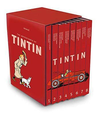 The Tintin Collection (The Adventures of Tintin - Compact Editions) by Hergé | H