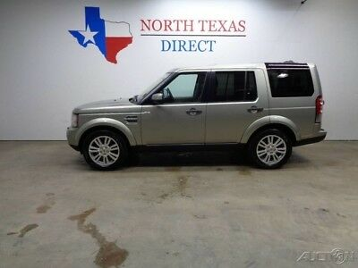 Land Rover LR4 HSE 4WD 3rd Row Leather Heated Seats GPS Navi Came 2010 HSE 4WD 3rd Row Leather Heated Seats GPS Navi Came Used 5L V8 32V Automatic
