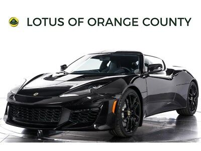 "Evora 400 ""NEW FROM FACTORY"" 2017 Lotus Evora 400 - NEW FROM FACTORY, Leather Pack, Black Forged Wheels, Auto"
