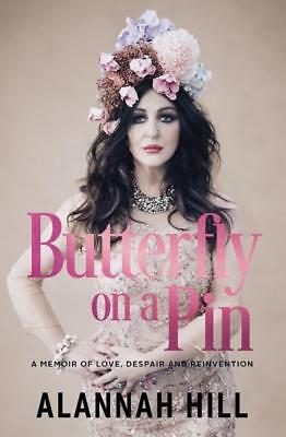 NEW Butterfly on a Pin By Alannah Hill Paperback Free Shipping