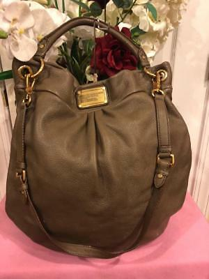 224134b3be93 MARC BY MARC Jacobs Hillier Black Leather Hobo Bag tuape (500 ...