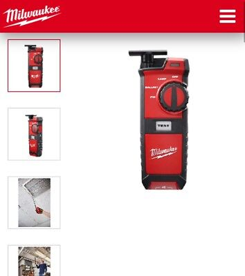 Milwaukee 2210-20 Fluorescent Light Tester