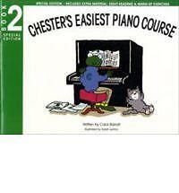 Chester's Easiest Piano Course: Book 2 - Special Edition by Carol Barratt