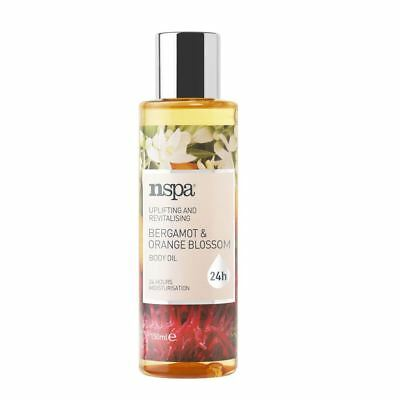 NSPA Bergamot and Orange Blossom Body Oil 150ml