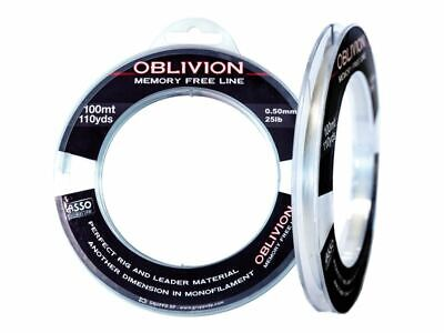 Asso Oblivion / Memory Free, Super Smooth Hook Snood Fishing Line