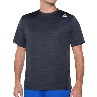 Reebok Men's Stretch Jersey Tee 3RSMS CHECK FOR COLOR AND SIZE