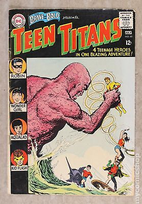 Brave and the Bold (1st Series DC) #60 1965 GD+ 2.5
