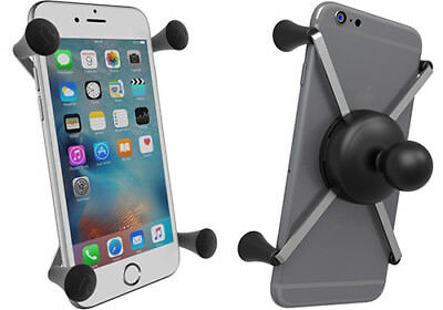 Ram Mount Universa Motorcycle Motorbike X-Grip Large iPhone & Smartphone Cradle