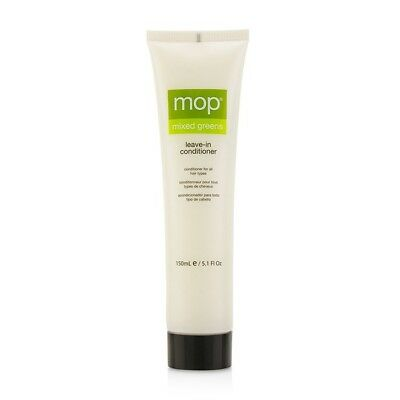 MOP Mixed Greens Leave-In Conditioner (For All Hair Types) 150ml Treatments