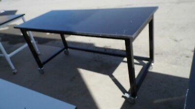 """30"""" X 72"""" X 36"""" Tall Composite Top Laboratory Work Bench/table"""