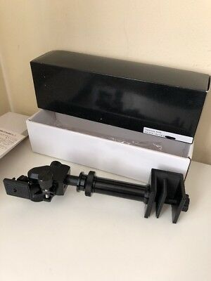 Acuter Micro Adjustable Table/Window Sill Mount New Boxed