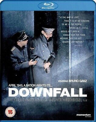 DOWNFALL (2004) Blu-Ray BRAND NEW Free Shipping - USA Compatible