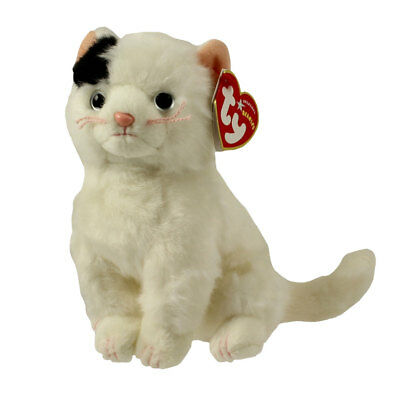 TY Beanie Baby - DELILAH the Cat (6 inch) - MWMTs Stuffed Animal Toy