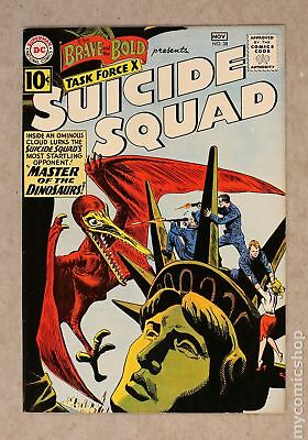 Brave and the Bold (1st Series DC) #38 1961 VF+ 8.5