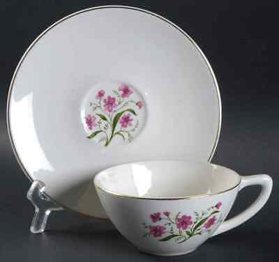 Edwin Knowles SPRING SONG Cup & Saucer 296265