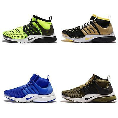 the latest 42b59 0ade5 Nike Air Presto Flyknit Ultra Hi Mens Trainers Running Shoes Sneakers Pick 1
