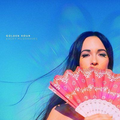 Kacey Musgraves - Golden Hour [CD] Rainbow Butterflies Brand New & Sealed