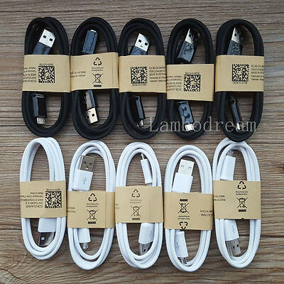1/2/3M fast charger usb cable for Samsung galaxy S7 S6 edge+ NOTE 5/4