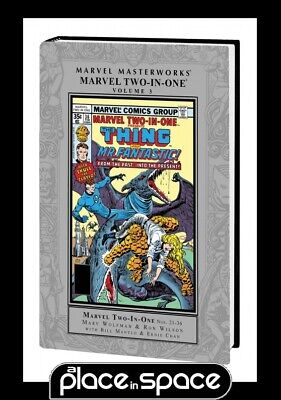 Mmw Marvel Two In One Vol 03 - Hardcover