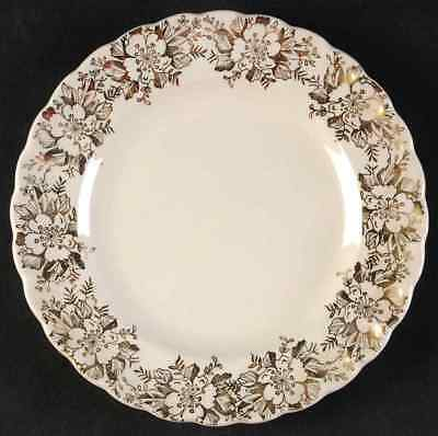 American Limoges FRESNO GOLD Bread & Butter Plate 317655