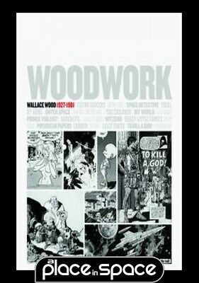 Woodwork Wallace Wood 1927-1981 - Hardcover