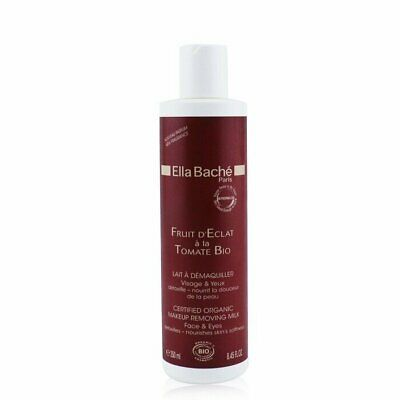 Ella Bache Certified Organic Makeup Removing Milk 250ml Cleansers