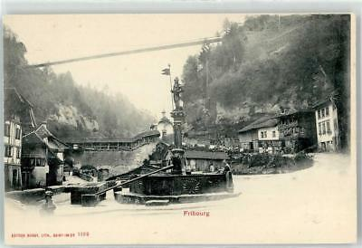 52746543 - Fribourg Lithographie