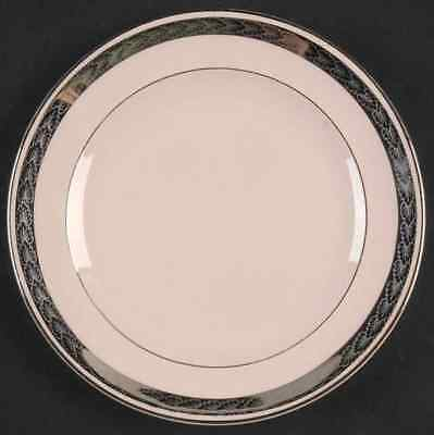 American Limoges ETCHED PLATINUM (OFF EDGE) Bread & Butter Plate 6293641