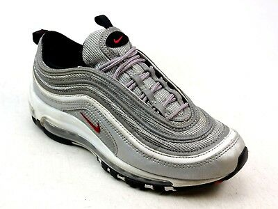 Da Donna Nike Air Max 97 OG GRIGIE Retr Old Skool Sneaker Classic Sports Sneaker UK 4