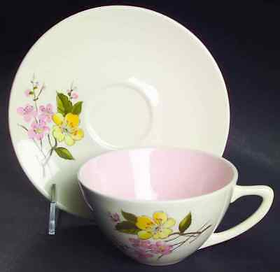 Edwin Knowles BLOSSOM TIME Cup & Saucer 884157