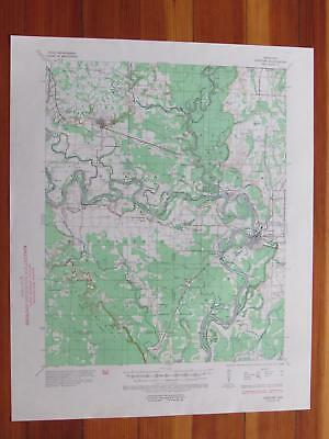 Newport Arkansas 1954 Original Vintage Usgs Topo Map 39 95 Picclick