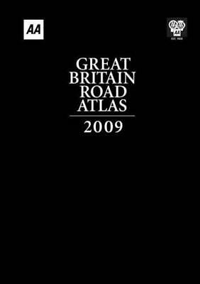 AA Great Britain Road Atlas (AA Atlases and Maps) (AA Atlases and Maps), AA Publ