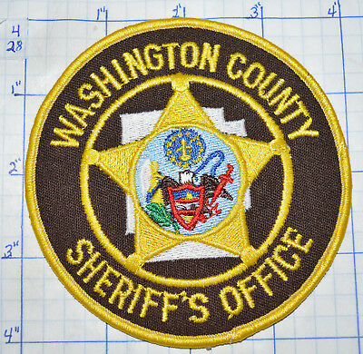 Arkansas, Washington County Sheriff's Office Patch