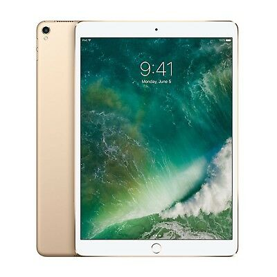 "Apple iPad Pro 10.5"" (2017) 64GB WiFi/Wlan Tablet PC Retina Kamera Gold"