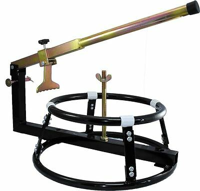 Motorcycle TYRE CHANGER Workshop BEAD Breaker Stand