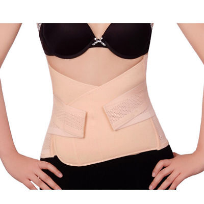 Postpartum Belly Pregnancy Wrap Belt Tummy Post Binder Corset Recovery Belt US