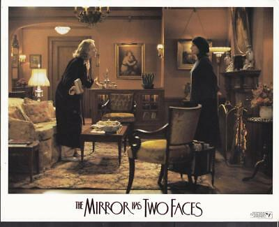 Barbra Streisand Lauren Bacall The Mirror Has Two Faces 1996 movie photo 33958