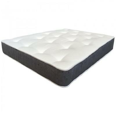 Brand New Grey Reflex Orthopaedic Mattress 3Ft 4Ft 4Ft6 Double 5Ft 6Ft