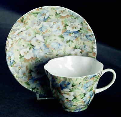 Rosina Queens ENGLISH CHINTZ Cup & Saucer 2274171