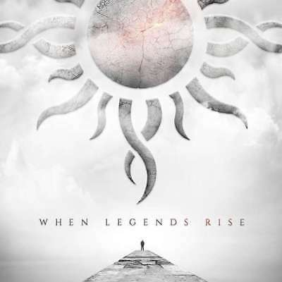 Godsmack - When Legends Rise (Deluxe Edition) NEW CD