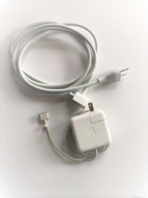 Genuine Apple Magsafe 2 MacBook Air Charger OEM 45w Power Adapter